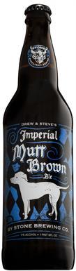 [kuva: Stone Imperial Mutt Brown Ale(© Alko)]