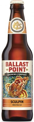[kuva: Ballast Point Sculpin IPA(© Alko)]