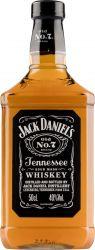 [kuva: Jack Daniel's Old No. 7 muovipullo]