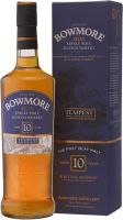 [kuva: Bowmore Tempest Small Batch Release V 10 Year Old Singe Malt]