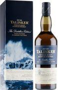 [kuva: Talisker The Distiller's Edition 2017 Single Malt]