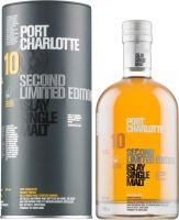 [kuva: Bruichladdich Port Charlotte 10 Year Old Single Malt]