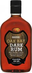 [kuva: Barra Oak Bay Dark muovipullo]