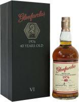[kuva: Glenfarclas 1976 40 Year Old Single Malt 1976]