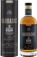 [kuva: 1731 Fine & Rare Barbados 8 Year Old]