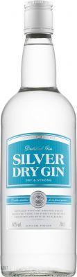 [kuva: Silver Dry Gin(© Alko)]
