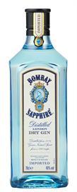 [kuva: Bombay Sapphire London Dry Gin(© Alko)]