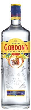 [kuva: Gordon's London Dry Gin(© Alko)]