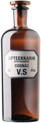 [kuva: Apteekkarin Cognac VS(© Alko)]