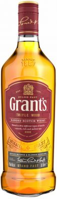 [kuva: Grant's Triple Wood(© Alko)]