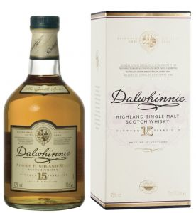 [kuva: Dalwhinnie 15 Year Old Single Malt(© Alko)]