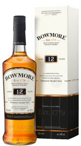 [kuva: Bowmore 12 Year Old Single Malt(© Alko)]
