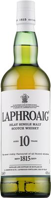 [kuva: Laphroaig 10 Year Old Single Malt(© Alko)]