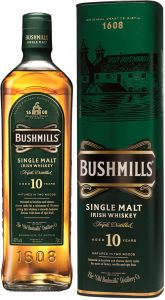 [kuva: Bushmills 10 Year Old Single Malt(© Alko)]