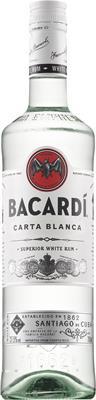 [kuva: Bacardi Carta Blanca(© Alko)]