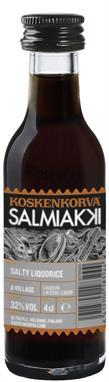 [kuva: Koskenkorva Salmiakki(© Alko)]