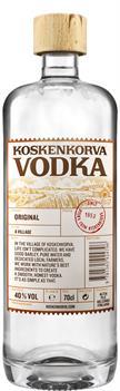 [kuva: Koskenkorva Vodka 40 %(© Alko)]