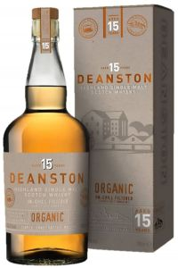 [kuva: Deanston 15 Year Old Organic Single Malt(© Alko)]