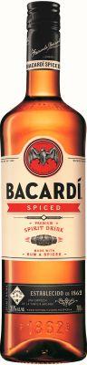 [kuva: Bacardi Spiced(© Alko)]
