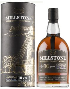 [kuva: Millstone 10 Year Old Single Malt(© Alko)]