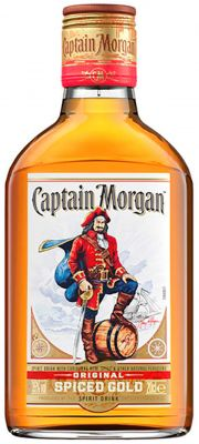 [kuva: Captain Morgan Original Spiced Gold(© Alko)]