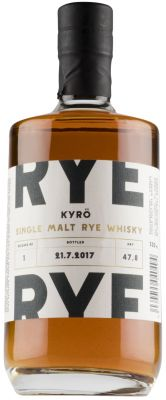 [kuva: Kyrö Rye Single Malt(© Alko)]