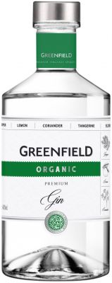 [kuva: Greenfield Organic Gin(© Alko)]