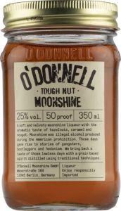[kuva: O'Donnell Tough Nut Moonshine(© Alko)]