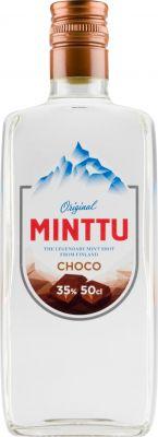 [kuva: Minttu Choco Mint(© Alko)]