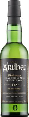 [kuva: Ardbeg 10 Year Old Islay Single Malt(© Alko)]
