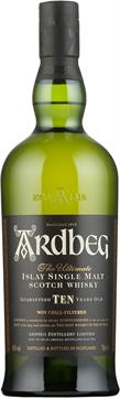 [kuva: Ardbeg 10 Year Old Single Malt(© Alko)]
