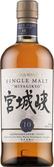 [kuva: Nikka Miyagikyo Single Malt 10 Years Old(© Alko)]