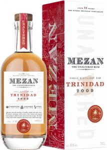 [kuva: Mezan Unaltered Trinidad Rum 2009(© Alko)]
