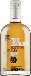 [kuva: Port Charlotte Scottish Barley Single Malt(© Alko)]