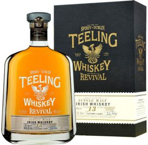 [kuva: Teeling Whiskey Revival Vol II 13 Year Old Single Malt(© Alko)]