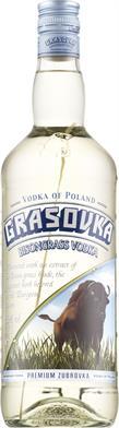 [kuva: Grasovka Bisongrass Vodka(© Alko)]