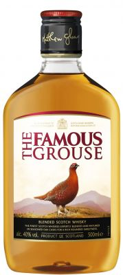 [kuva: The Famous Grouse muovipullo(© Alko)]