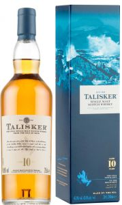 [kuva: Talisker 10 Year Old Single Malt(© Alko)]