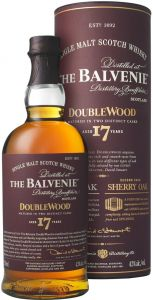 [kuva: The Balvenie Double Wood 17 Year Old Single Malt(© Alko)]