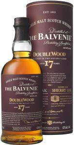 [kuva: The Balvenie Double Wood 17 Year Old Single Malt(© Alko)]