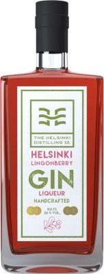 [kuva: The Helsinki Distilling Puolukka-Gin]