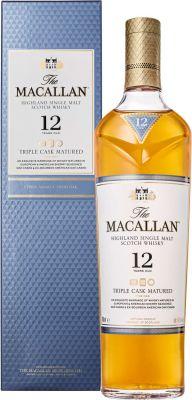 [kuva: The Macallan Triple Cask 12 Year Old Single Malt(© Alko)]