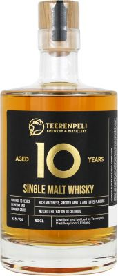 [kuva: Teerenpeli 10 Year Old Single Malt(© Alko)]