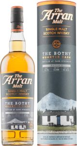 [kuva: The Arran Malt The Bothy Quarter Cask Single Malt(© Alko)]