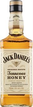 [kuva: Jack Daniel's Tennessee Honey(© Alko)]