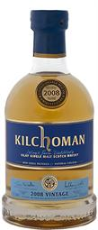 [kuva: Kilchoman Vintage 2008 Single Malt(© Alko)]