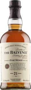 [kuva: The Balvenie Portwood 21 Year Old Single Malt(© Alko)]