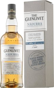 [kuva: The Glenlivet Nàdurra Peated Whisky Cask Finish Single Malt(© Alko)]