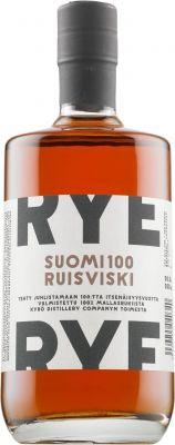 [kuva: Kyrö Suomi 100 Ruisviski Single Malt(© Alko)]