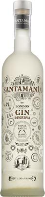 [kuva: Santamania Reserva London Dry Gin(© Alko)]